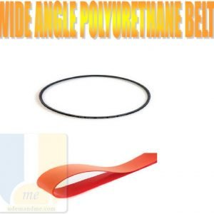 WIDE ANGLE BELT FROM POLYURETHAN ANGLE 60°