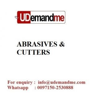 ABRASIVES-CUTTERS