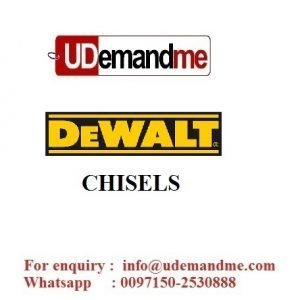 BR - DEWALT CHIESELS
