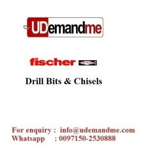 BR - F - DRILL BITS AND CHIESELS