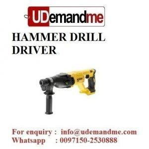 BR - DB - HAMMER DRILL DRIVERS