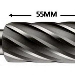 55 MM LONG CUTTER