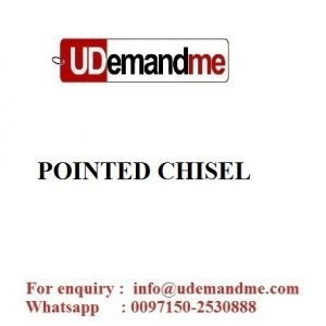 CHIESEL - POINTED